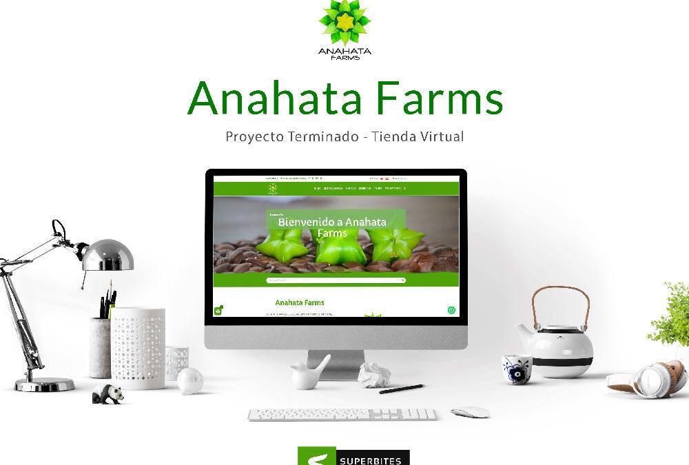 Anahata Farms   Judamove   Paginas Webs Profesionales